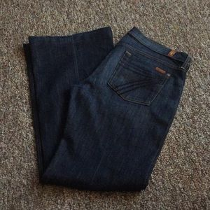 7 for All Mankind Dojo Jeans sz30